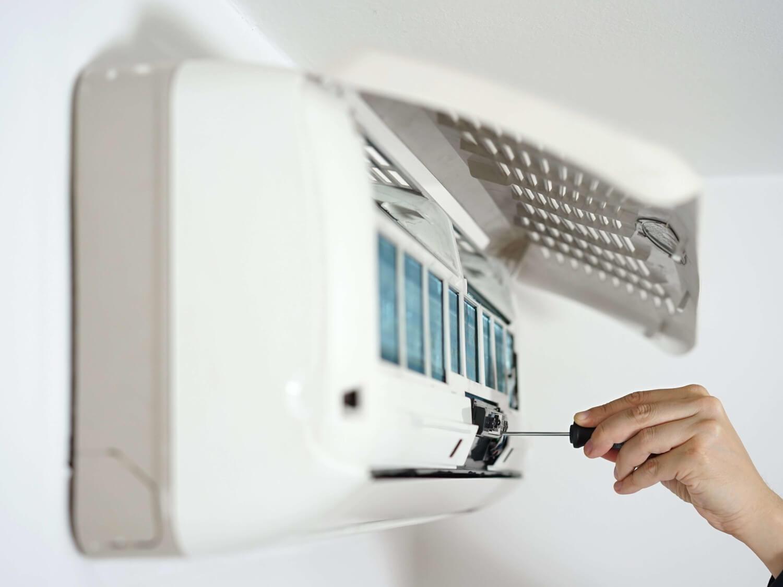 Wartung Klimaanlage