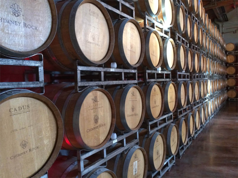 Kühlung im Weinkeller