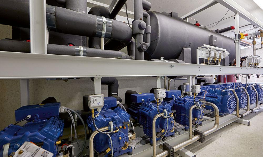 Kaltwassererzeugung