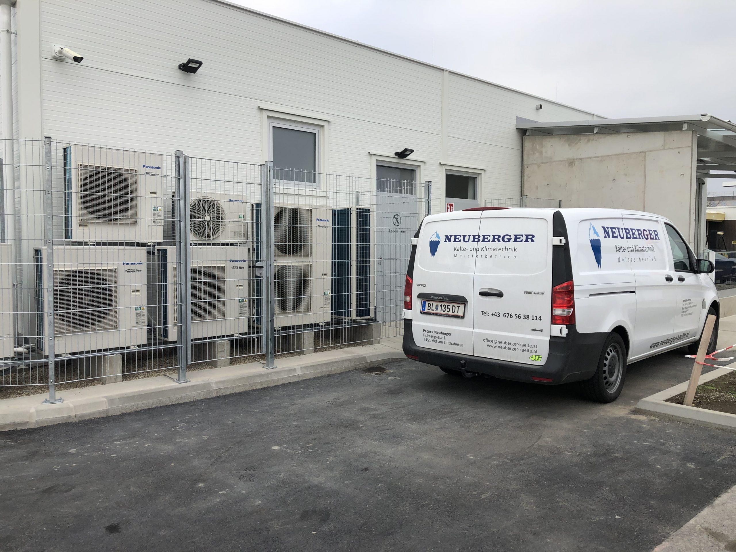 Service Neuberger Kälte- und Klimatechnik