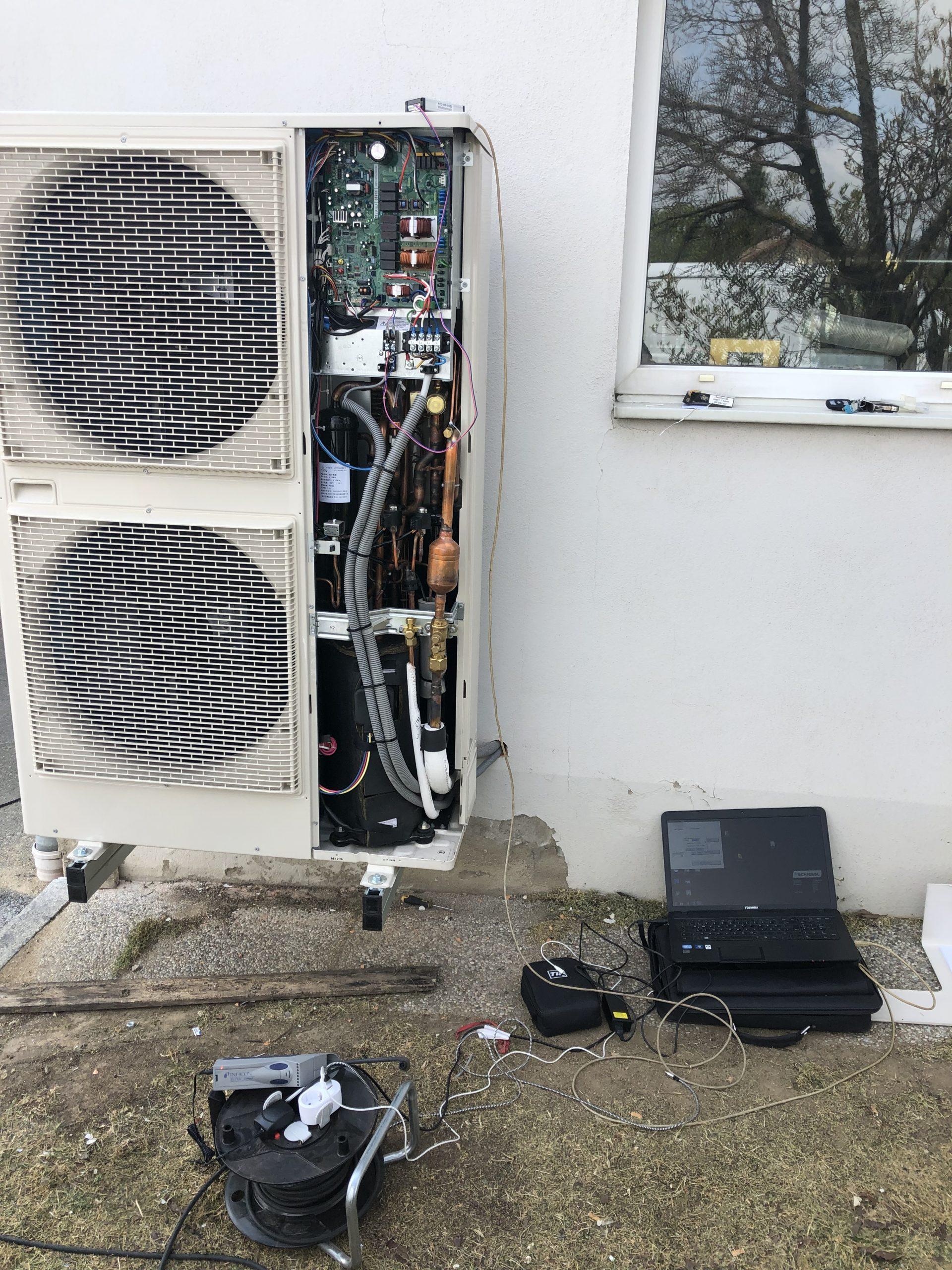 Klimaanlagen Wartung Gewerbe